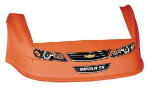 MD3 Gen 2 Nose/Fender/Decal Kit - Flat RF -(Orange-Impala)