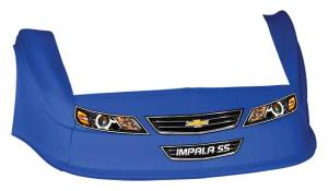 MD3 Gen 2 Nose/Fender/Decal Kit - Flat RF -(CB-Impala)