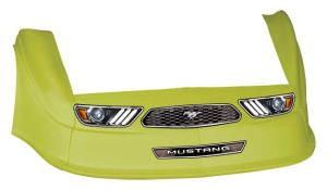 MD3 Gen 2 Nose-Fender-Decal Kit - Flat RF-(Yellow-Mustang)