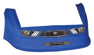 MD3 Gen 2 Nose-Fender-Decal Kit - Flat RF-(CB-Mustang)