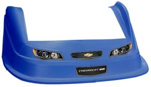 MD3 Evo 1 Nose-Fender-Decal Kit - Flat RF - (CB-Chevy SS)