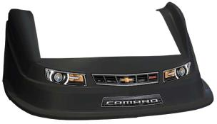 MD3 Evo 1 Nose/Fender/Decal Kit - Flat RF - (Black-Camaro)