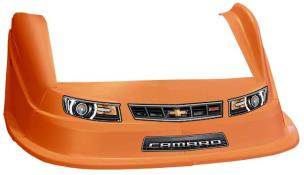 MD3 Evo 1 Nose/Fender/Decal Kit - Flat RF - (Orange-Camaro)