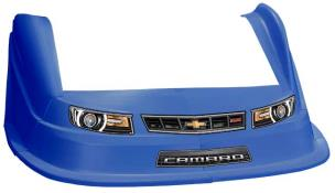 MD3 Evo 1 Nose/Fender/Decal Kit - Flat RF - (CB-Camaro)