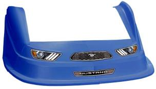 MD3 Evo 1 Nose-Fender-Decal Kit - Flat RF - (CB-Mustang)