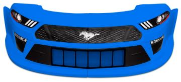 2019 Mustang Nose Kit w/Decals - (Chevron Blue)