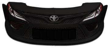2019 Camry Nose Kit w/Decals - (Black)