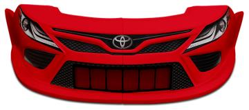2019 Camry Nose Kit w/Decals - (Red)