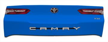 2019 Camry Tail Kit w/Decals - (Chevron Blue)