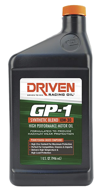 Picture of Joe Gibbs Driven Performance GP1 Synthetic Blend Oil