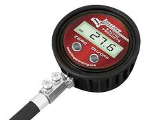 Longacre Pro Digital Tire Gauge - (0-60 PSI)
