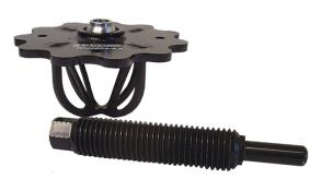 """Wehrs QR 5.5"""" Spring Swivel Cup (2 1/2"""") w/6"""" Screw Jack"""