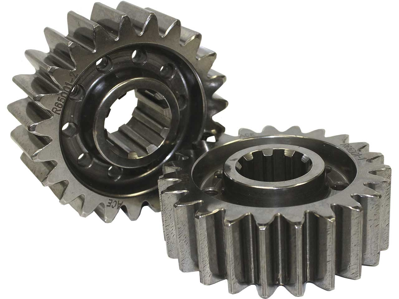 Picture of PEM Premium Lightweight Quick Change Gear Set #43 - 6.42(4.11)/7.59(4.86)