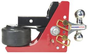 "Picture of Shocker Air Hitch with Combo Ball Mount (2"" & 2-5/16"" Balls)"