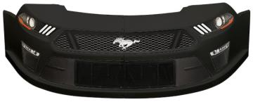 MD3 Mustang Stock Car Nose Kit w/Decals - (Black)