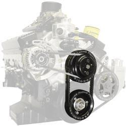 Jones SBC/Crate V-Belt Water Pump Drive Kit