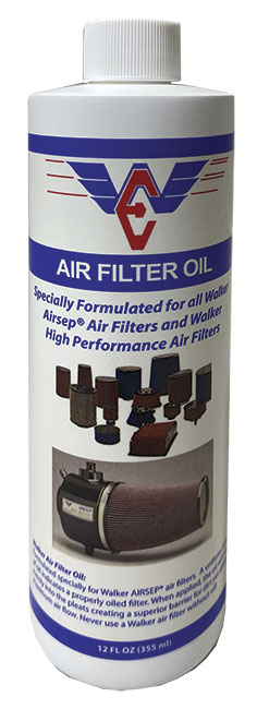 Walker Performance Air Filter Oil - (12 oz.)