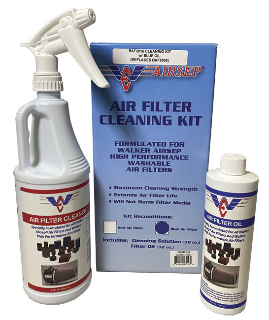 Picture of Walker Performance Cleaner Kit