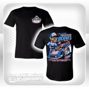 Performance Bodies T-Shirt - Small - Black - Late Model