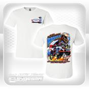 Performance Bodies T-Shirt - 2 XL - White - Stock Car