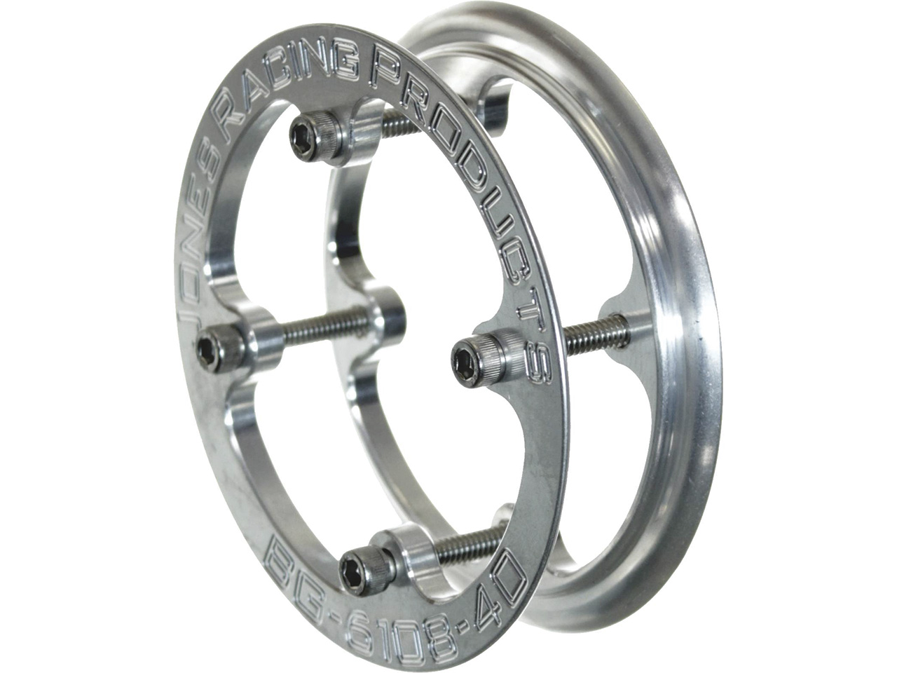 Picture of Jones Radius Tooth HTD Pulley Belt Guides