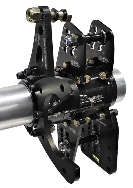 Picture of Wehrs LR Brake Combo Double Shear Zero Index Suspension Cage