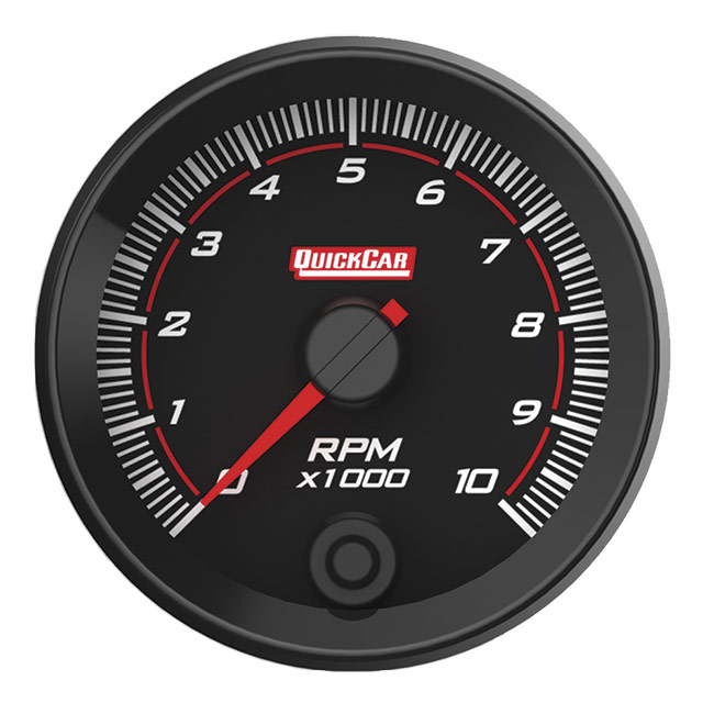 Picture of Quickcar Redline Single Recall Tachometer
