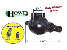 Howe Quick Steer Box - Stealth - 2:1 Ratio