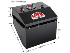 Jaz 22 Gallon Wedge Fuel Cell