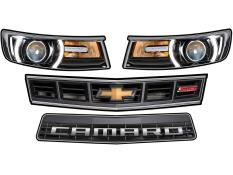 Picture of MD3 Deluxe Graphic Headlight Kits